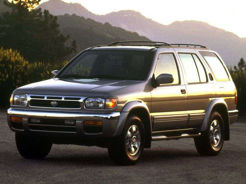Nissan Pathfinder R50 3.2 TD MT (1996–1999)