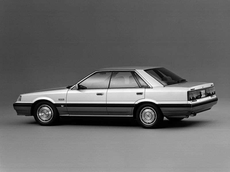 Nissan Skyline R31sedan 4 dv. 2.0 GTS 24V Turbo AT (1985 – N)
