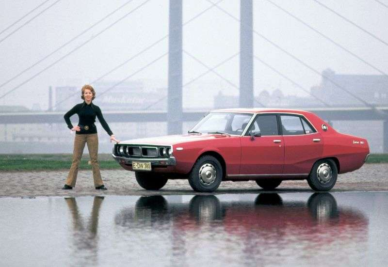 Nissan Skyline C110 sedan 1.6 MT (1972–1977)