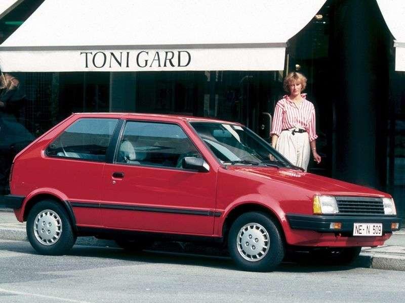 Nissan Micra K10khhetchbek 3 dv. 1.2 MT GSX (1989–1992)