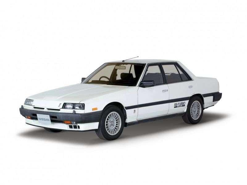 Nissan Skyline R30RS X 4 door sedan. 2.0 MT (1982–1985)