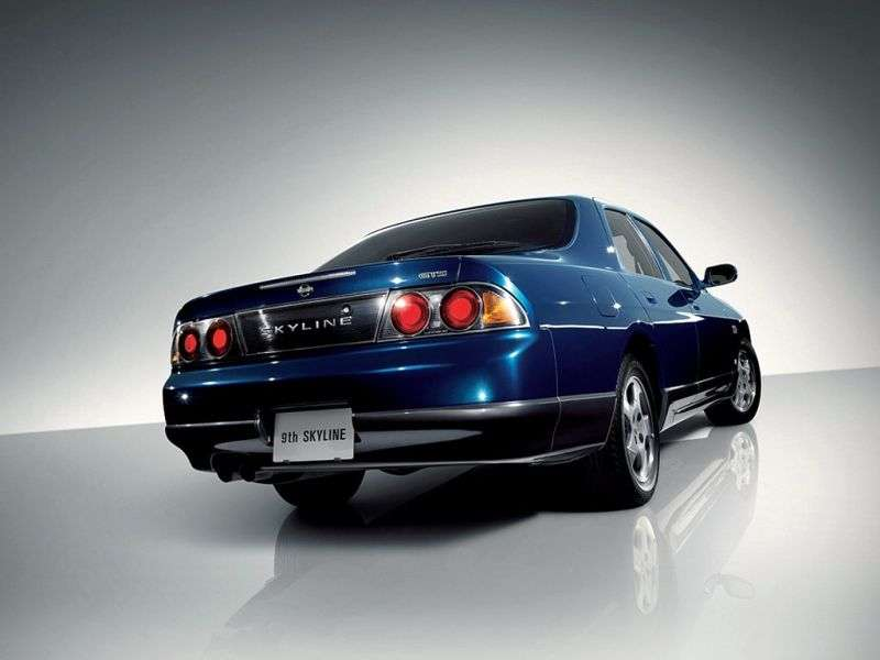 Nissan Skyline R33sedan 2.0 MT (1995–1998)
