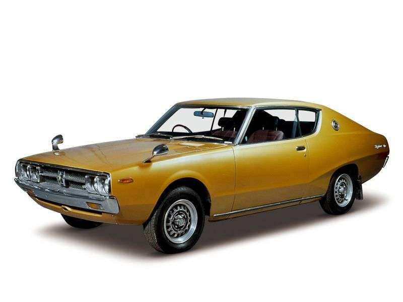 Nissan Skyline C110 Coupe 2.0 MT (1973 1977)