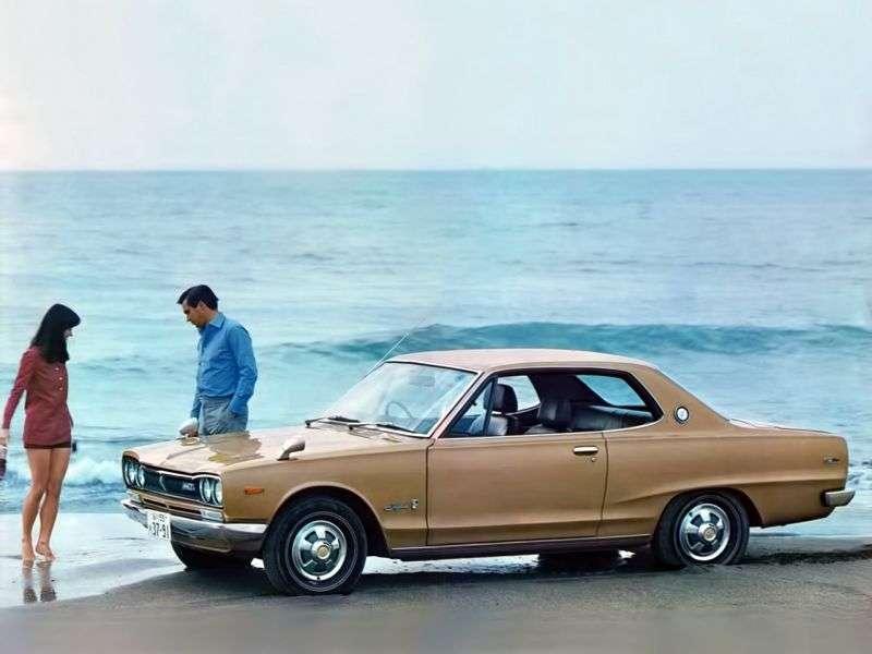 Nissan Skyline C10 Coupe 1.5 MT (1971–1972)