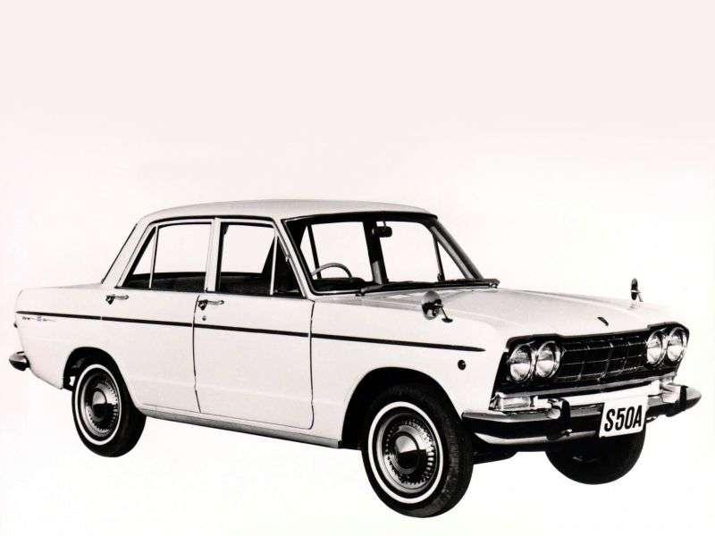 Nissan Skyline S50sedan 1.9 MT (1963–1968)