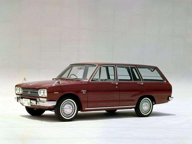 Nissan Skyline C10universal 1.5 MT (1968–1972)