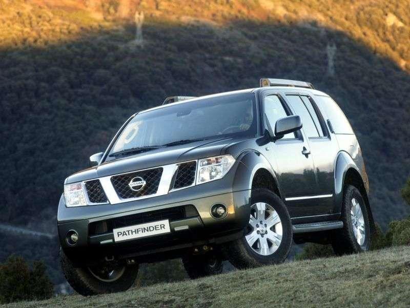 Nissan Pathfinder R51 SUV 4.0 AT (2004–2010)