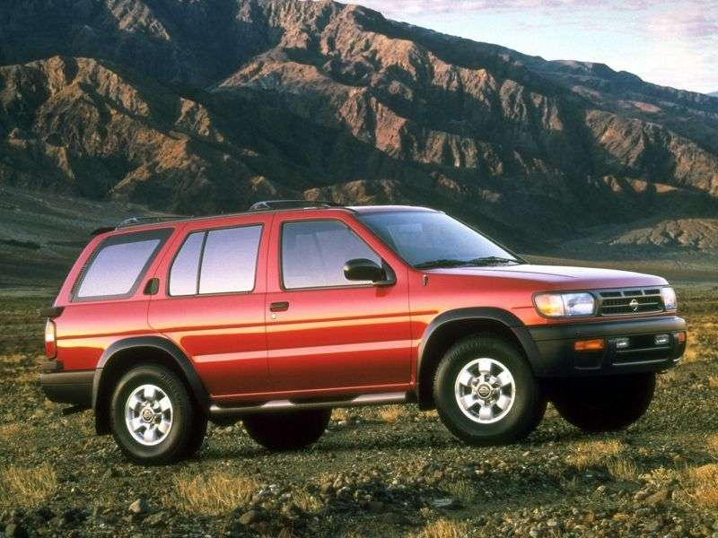 Nissan Pathfinder R50 ATV 3.2 TD 4WD AT (1996–1999)