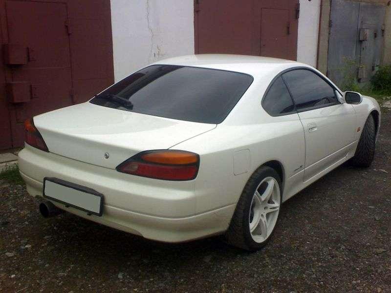 Nissan Silvia S15 Coupe 2.0 MT (1999–2002)