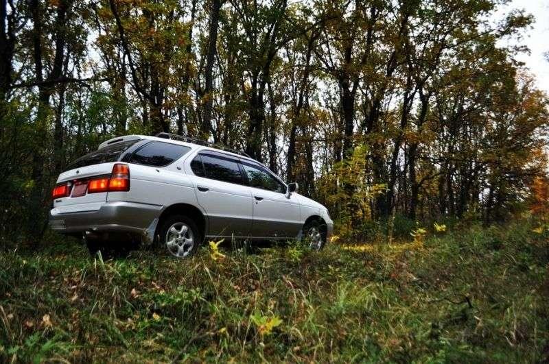 Nissan Rnessa 1st generation wagon 2.0 Turbo AT AWD (1997–2001)