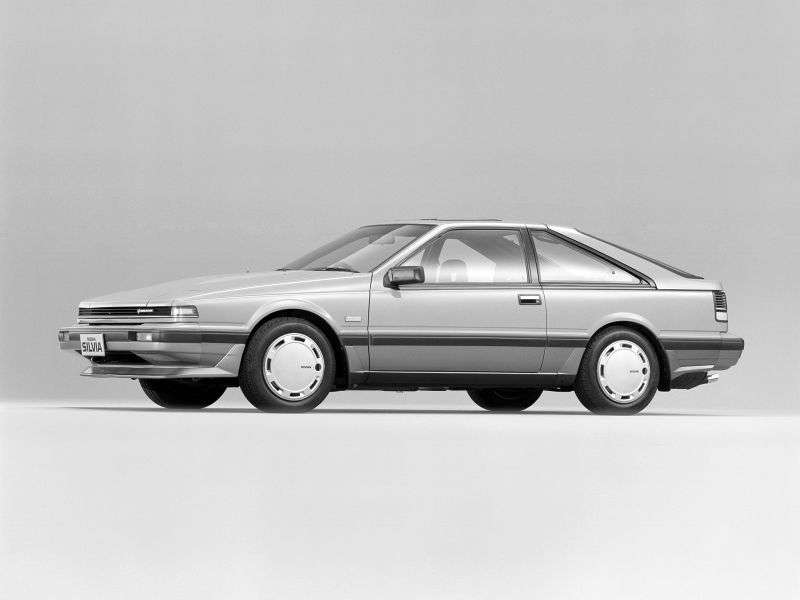 Nissan Silvia S12 has a 2.0back MT (1984–1988)