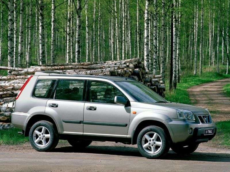 Nissan X Trail T30 ATV 2.0 AT (2001–2004)