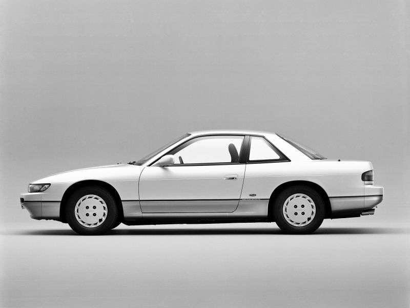 Nissan Silvia S13 Coupe 1.8 AT (1988–1994)