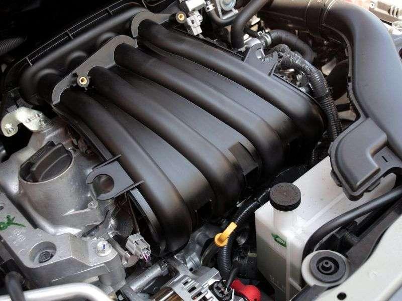 Nissan Livina 1st generation X Gear 5 speed minivan 1.5 MT (2008 – n. In.)