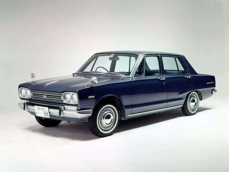 Nissan Skyline C10sedan 1.5 MT (1968–1972)