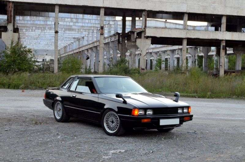 Nissan Silvia S110 coupe 1.8 AT (1979 1980)