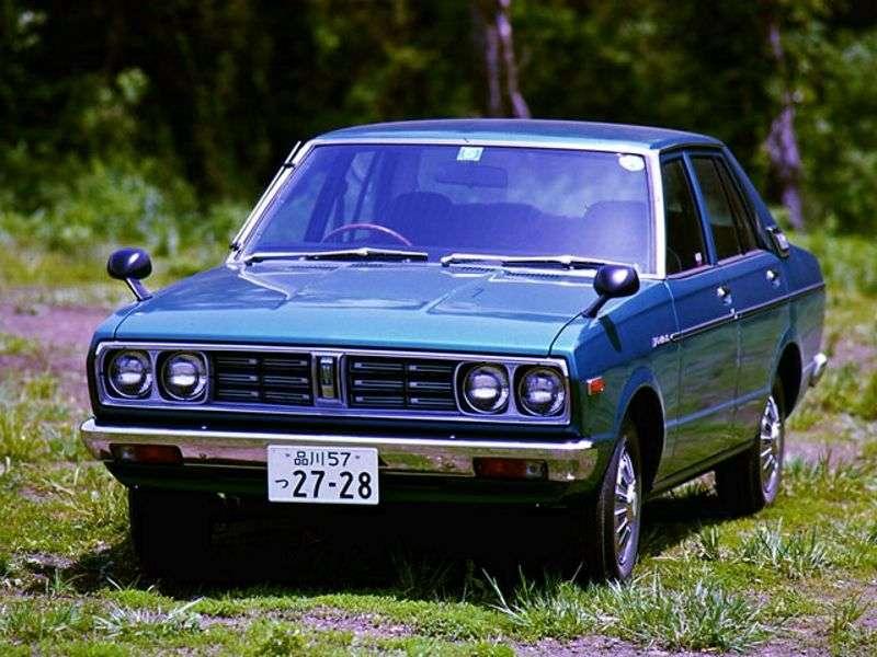 Nissan Violet A10sedan 1.6 AT (1977–1979)