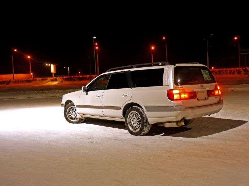 Nissan Stagea WC34universal 5 bit 2.0 MT (1996–1998)