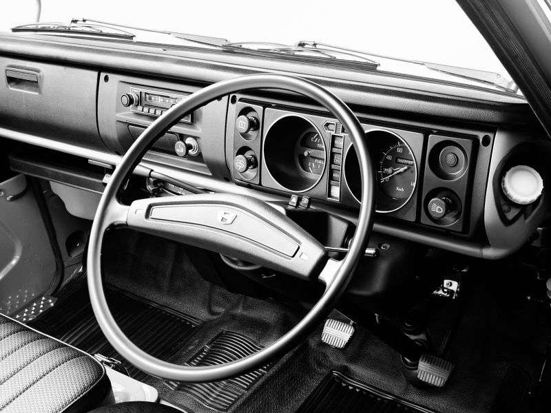 Nissan Cabstar 1st generation onboard 2.2 D MT (1976–1982)