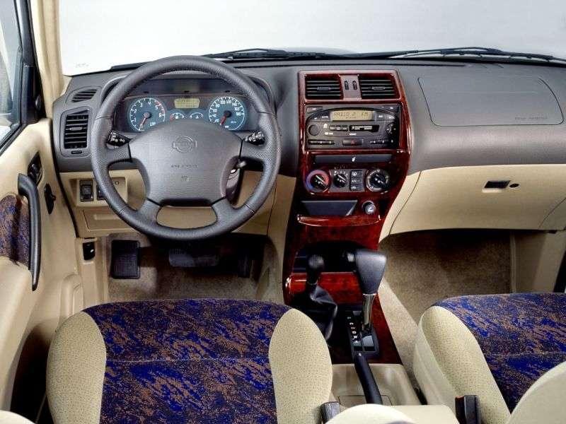 Nissan Terrano R20 [restyling] SUV 5 dv. 2.4 MT (1996–1999)