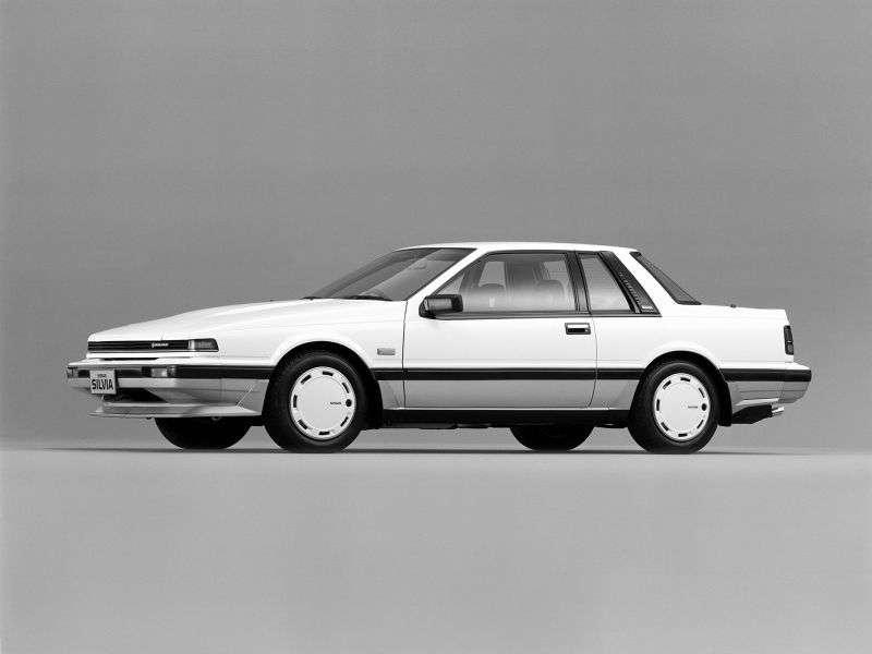 Nissan Silvia S12 Coupe 1.8 MT (1984–1988)