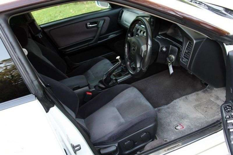Nissan Stagea WC34 [restyled] Autech wagon 2.6 RS MT (1998–2001)