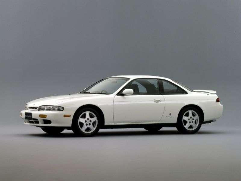 Nissan Silvia S14 Coupe 2.4 MT (1995–1996)