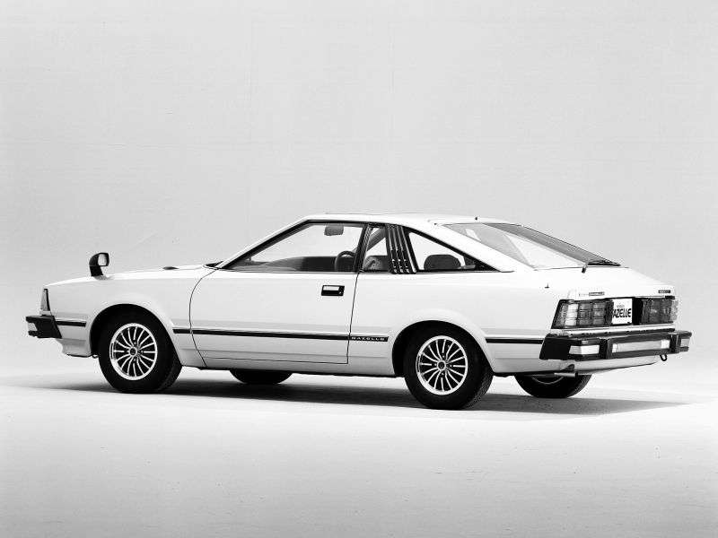 Nissan Silvia S110 of the hitback 1.8 AT (1979–1980)