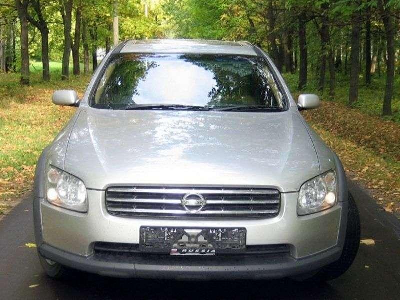 Nissan Stagea M35universal 5 dv. 2.5 AT (2001–2004)