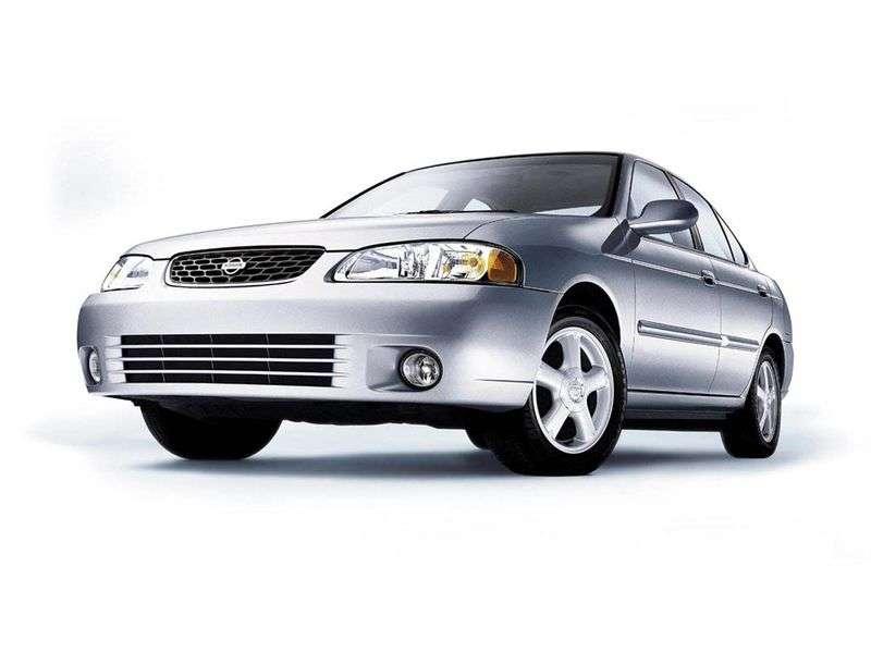 Nissan Sentra B15 Sedan 2.0 AT (2000–2006)