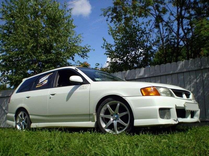 Nissan Wingroad Y11universal 2.0 AT (2001–2001)