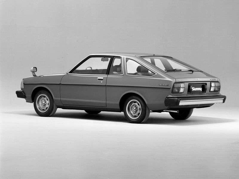 Nissan Sunny B310 hatchback 1.3 MT (1979 1981)