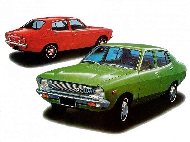 Nissan Sunny B210sedan 1.2 AT (1973–1977)