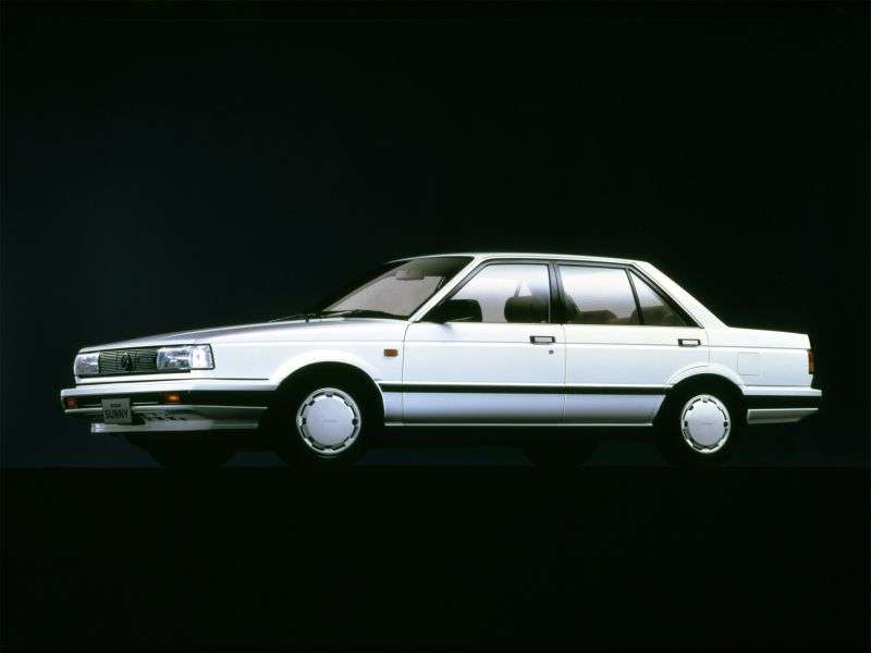 Nissan Sunny B12 sedan 1.4 LX MT (1988–1991)
