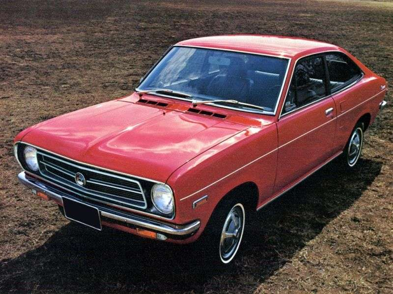 Nissan Sunny B110 Coupe 1.2 MT (1970–1973)