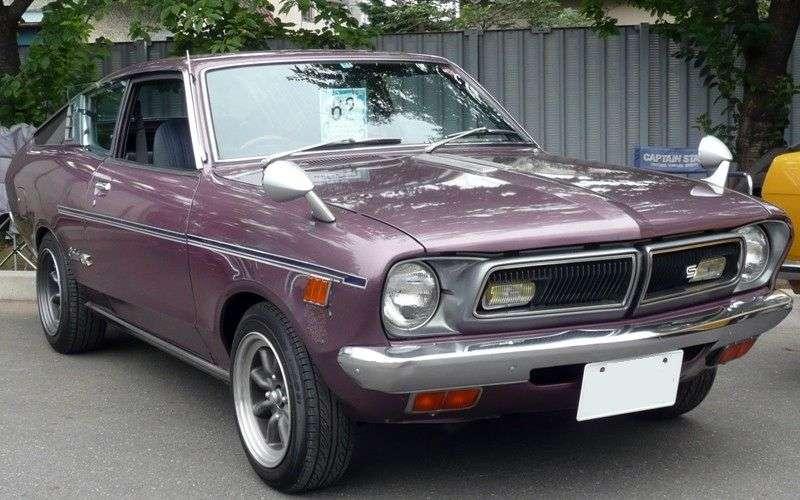 Nissan Sunny B210Hatchback 1.2 MT (1973 1977)