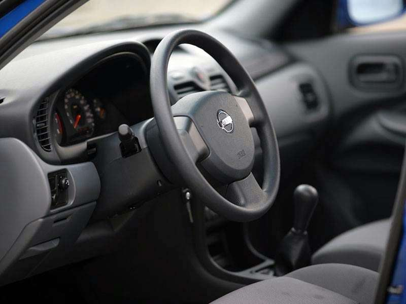 Nissan Sunny N17sedan 1.6 AT (2006–2012)