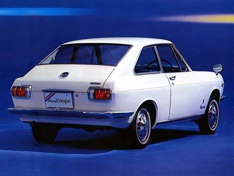 Nissan Sunny B10KB10 Coupe 1.0 MT (1968–1970)