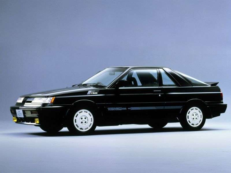 Nissan Sunny B12 Coupe 1.6 AT (1986–1988)