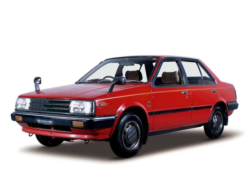 Nissan Sunny B11 Sedan 1.7 D MT (1982–1985)