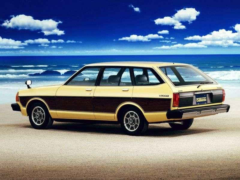Nissan Sunny B310California fastback 1.3 AT (1979–1981)