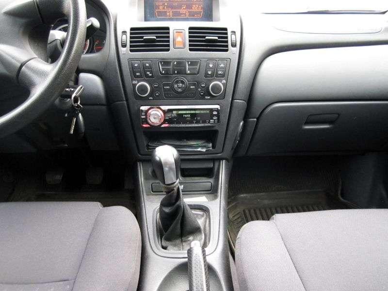 Nissan Sunny N16sedan 1.8 AT (2000–2003)