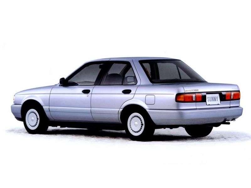 Nissan Sunny B13sedan 2.0 AT (1990–1994)