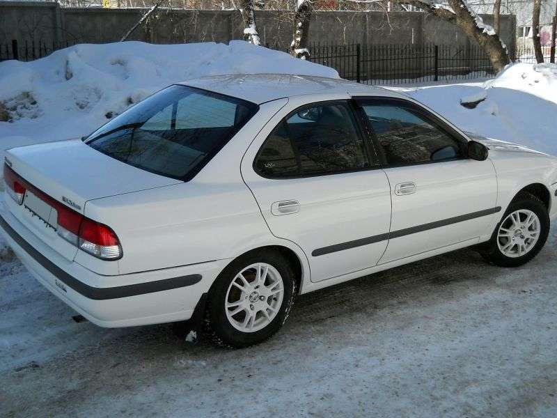 Nissan Sunny B15sedan 2.2 D MT (1999–2002)