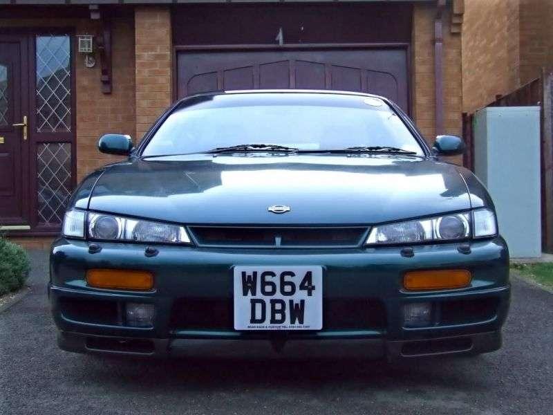 Nissan 200SX S15 Coupe 2.0 MT (1999–2002)