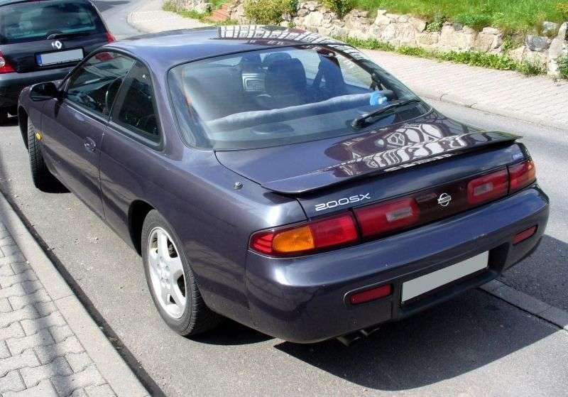 Nissan 200SX S14 Coupe 2.0 MT Turbo (1993–2000)