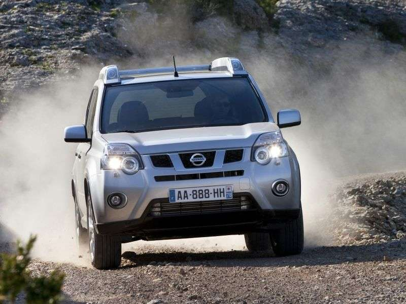 Nissan X Trail T31 [restyling] crossover 2.0 D AT AWD LE (A DF ) (2012) (2011 – present)