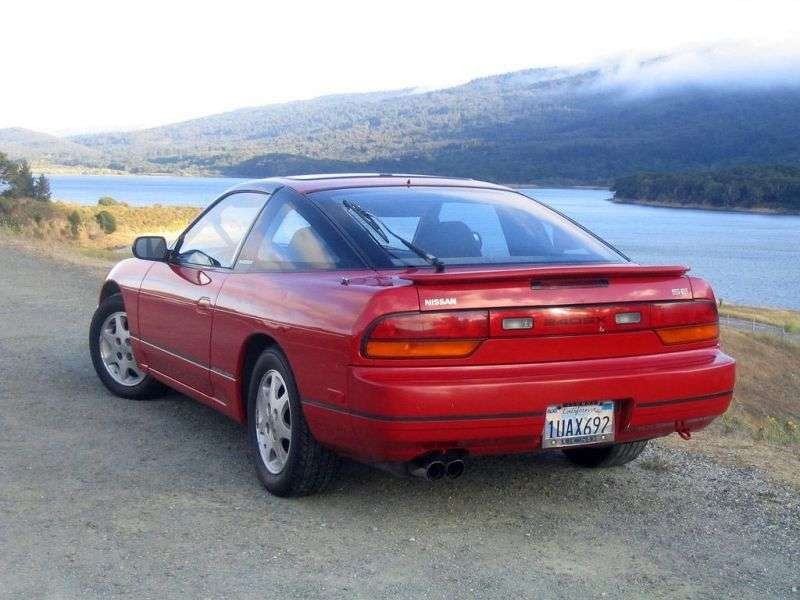 Nissan 200SX S13 Coupe 1.8 AT Turbo (1988–1993)