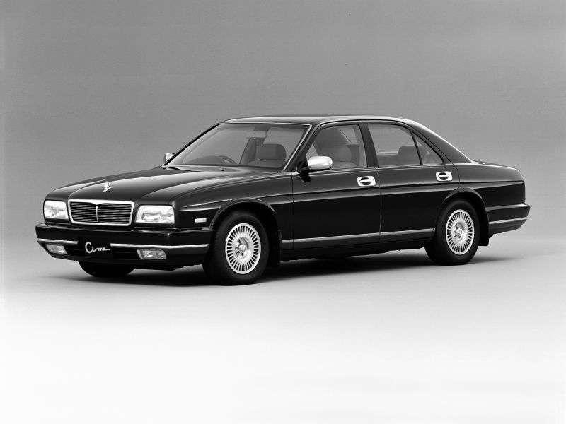 Nissan Cima Y32 sedan 3.0 AT (1991 1996)