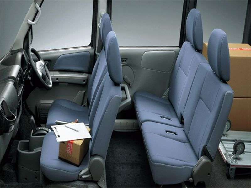 Nissan Clipper U71 [restyling] NV100 van 0.7 MT H2 (2012 – v.)